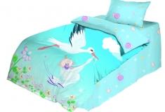 В кроватку